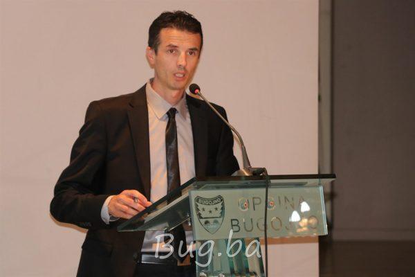 Igor Vrljić, predsjedavajući Općinskog vijeća Bugojno