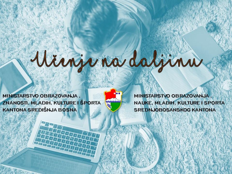 Ministarstvo u saradnji s Unicefom nabavlja dio informatičke opreme za učenike u SBK
