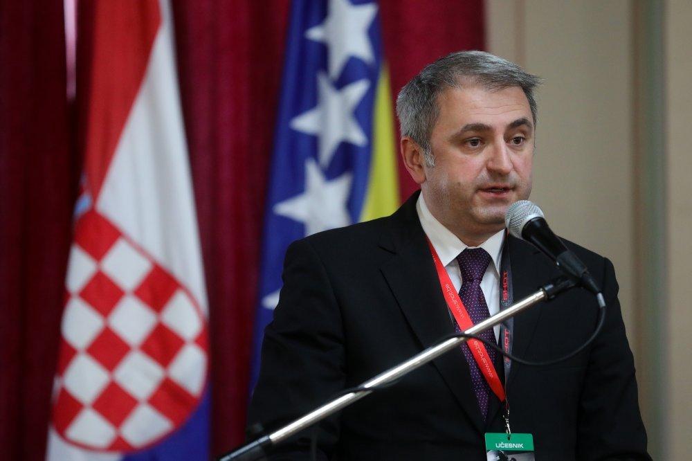 Ambasador Republike Hrvatske u BiH Ivan Sabolić u posjeti Vladi SBK