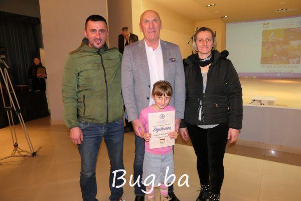 Najuspješni sportisti Bugojna: Naida Haračić, Aida